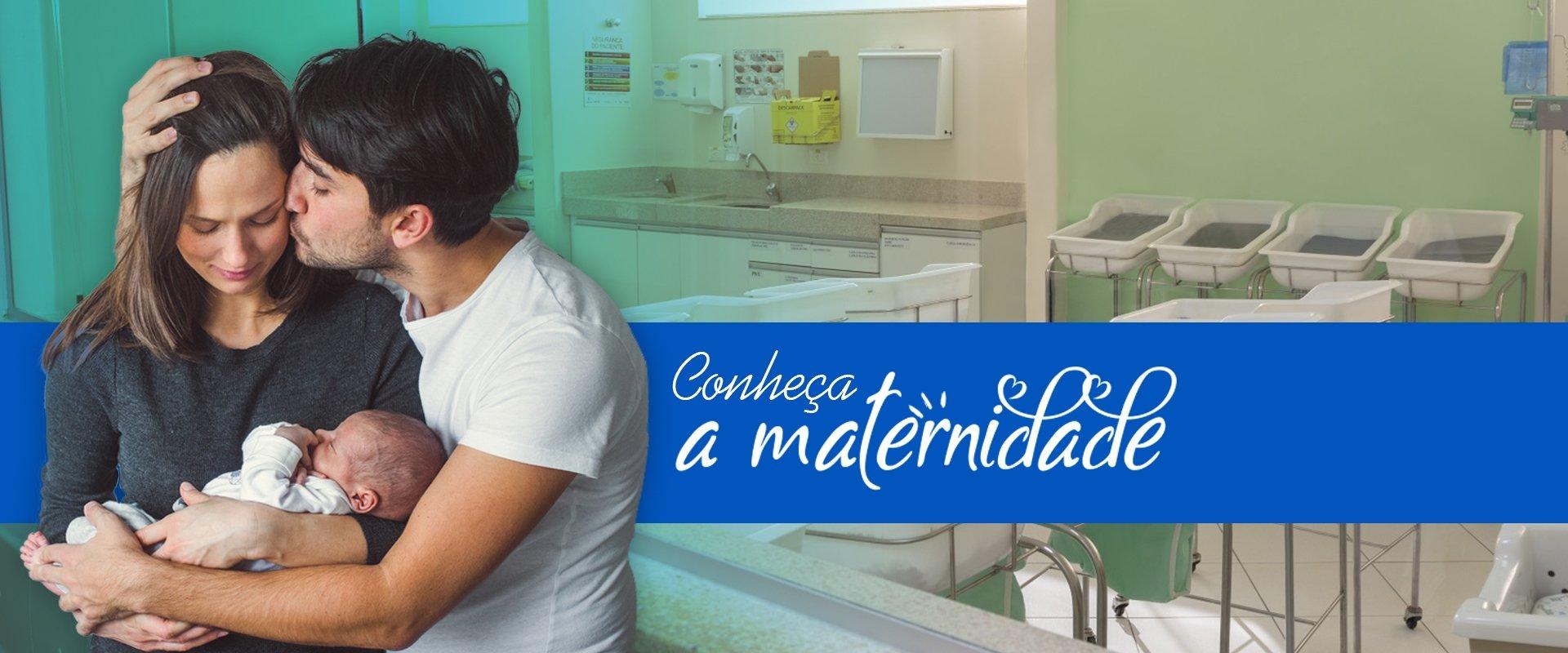 Maternidade - Hospital São Marcos